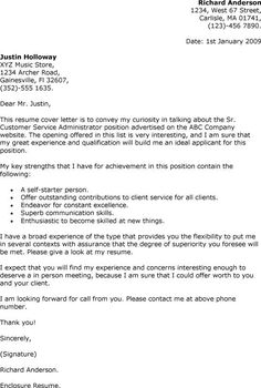 What Does A Resume Cover Letter Consist Of Interesting Resume Cover Letter Examples For Teachers  Resume Samples .