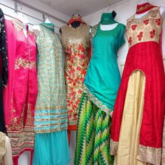 Bibi's Fashion will be Closed from 3/2 to 3/6/17. ....Lots of new indo style outfits and sarees...
