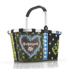Kosz na zakupy Reisenthel Carrybag 22l, bavaria | sklep z upominkami PrezentBox