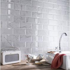 faence style carrelage mtro effet marbre httpwwwhomelistycom - Credence Cuisine Marbre