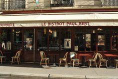 Le bistro Paul Bert, 11th. ❤️