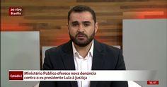 Ministério Público Federal apresenta à Justiça nova denúncia contra Lula