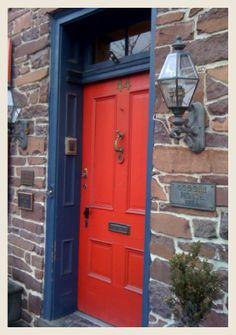 Idea if I paint my door.