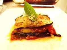 Lasagna de legume Romanian Recipes, Romanian Food, Lasagna, Pesto, Zucchini, French Toast, Mexican, Vegetarian, Vegan