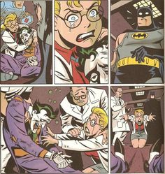 mad love - harley quinn and the joker. the best love story the world has ever seen :D