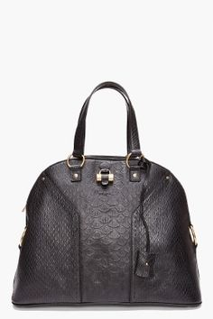 Yves Saint-laurent Oversize Muse Tote for women - StyleSays