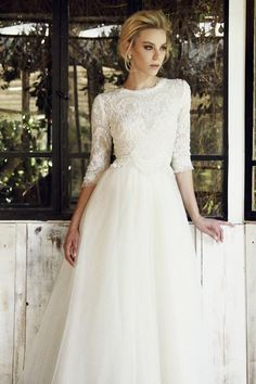 Chana Marelus Bridal FW 2015/16 #tznius