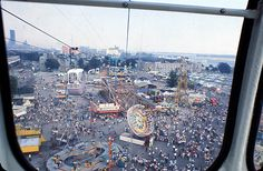 View of the Canadian National Exhibition. Expo 67, Toronto Canada, Ontario, The Good Place, City Photo, Nostalgia, Images, Google, Earth