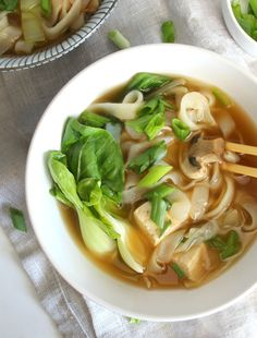 Vegan asian soup Recipes is One Of the Liked soup Recipes Of Numerous Persons Across the World. Besides Easy to Create and Great Taste, This Vegan asian soup Recipes Also Health Indeed. Asian Vegetables, Veggies, Tortilla Vegan, Vegetable Noodle Soup, Noodle Soups, Chinese Vegetable Soup, Vegan Beef, Asian Soup, C'est Bon