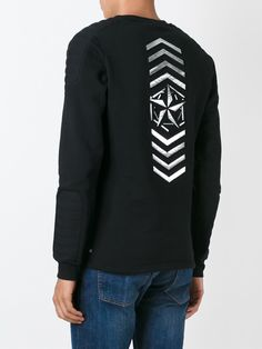 Philipp Plein 'Bat Drk' sweatshirt