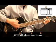 ▶ Michael W Smith - Heart Of Worship Cover With Guitar Chords Lesson - YouTube