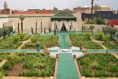 Le Jardin Secret, tout nouveau jardin à visiter en pleine Médina de Marrakech