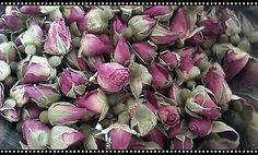 Rose Buds, Red Strong Fragrance- Dried Herb herbal Pack- bath soak/ decoration