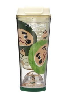 Starbucks Japan's New Year merchandise includes sumo wrestlers, shiba inu & other cute Japanese elements! - AVENUE ONE Starbucks Specials, Starbucks Merchandise, Japanese Icon, Cute Japanese, Daruma Doll, Sumo Wrestler, Zodiac Years, Pink Bottle, Year Of The Rat