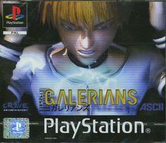 Galerians (PS1)