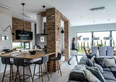Duplex con planta baja de concepto abierto | Decoración