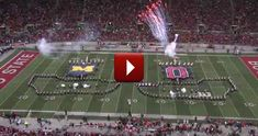 This Marching Band Half-Time Show is SO Incredible, You Need to See It to Believe It!
