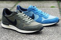 Nike Air Solstice | Suede & Ripstop Pack