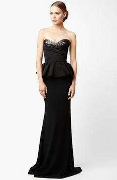 Alexander McQueen Bustier & Skirt  available at #Nordstrom