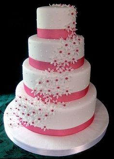 Gallery Of Cakes – Miami – Wedding Cakes