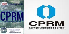 Nova -  Apostila CPRM - Técnico em Geociências e Hidrologia  #apostilas