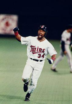 Kirby Puckett, Minnesota Twins, 1991 World Series