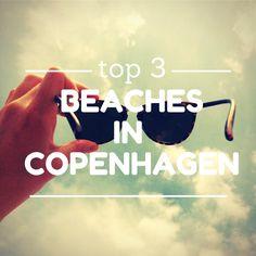 beach in Copenhagen