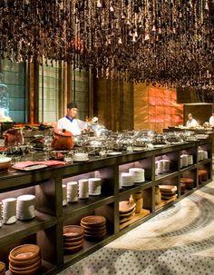 Centara Grand Mirage Beach Resort Meal Plan - Child - Miles For Style Classic Restaurant, Luxury Restaurant, Chinese Restaurant, Cafe Restaurant, Restaurant Design, Restaurant Ideas, Hotel Buffet, Asian Restaurants, Dinner Themes