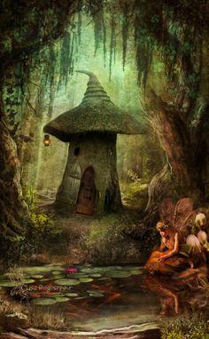 42 besten Elfen und Feen Bilder auf Pinterest Feen,
