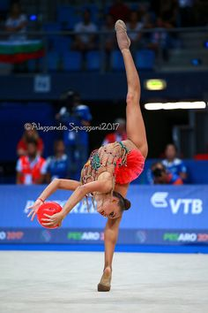 https://flic.kr/p/YrHhvr | Arina Averina (RUS) | 35th FIG Rhythmic Gymnastics World Championships