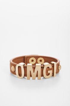 BCBG OMG Bracelet l Love fashion? Join wantering.com