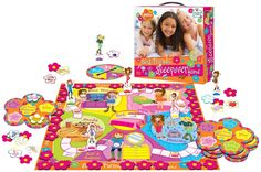 Sleepover Games | Briarpatch Best Friends Sleepover Game - Free Shipping