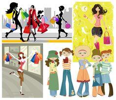 mujer vector png - Buscar con Google