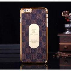 coque luxe iPhone 6S Louis Vuitton,étui/housse Housse arrière pour iPhone 6S