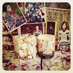 We LOVE our Mary Katrantzou for Rodial candle!