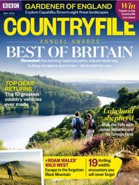 Members of Darlington Libraries can now read Countryfile Magazine for FREE on a computer, tablet or mobile phone - click the image to get started.