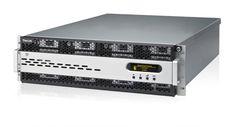 Thecus N16000V. 16-Bay Storage Array for up to 64TB of storage for less than £2,300 ex VAT! http://www.transparent-uk.com/thecus-n16000v-storage-server.html