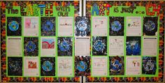 Runde's Room: Friday Art Feature - with an Earth Day Twist
