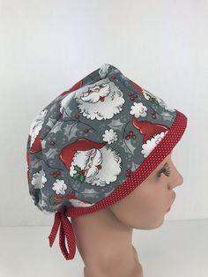 Christmas Santa Clause Pixie Cap – Oksana's Creations