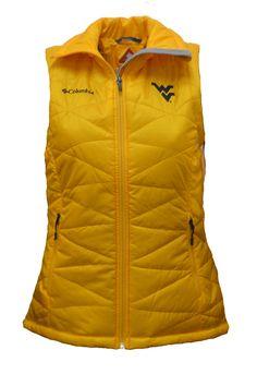 WVU vest, I need this!!