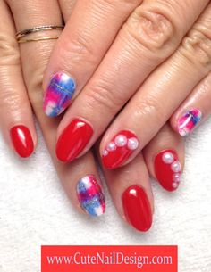 ♥Cute Nail Design♥ » Pictures of Pretty Nail Designs » Blurred Plaided Nails by Emi Japanese Nail Design, Japanese Nails, Cute Nails, Pretty Nails, Nail Designs Pictures, Pretty Nail Designs, Blur, Belle Nails