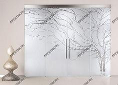 Пескоструй на стекле