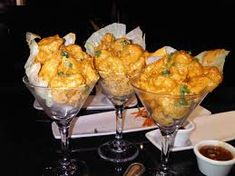 PF Chang's Copycat Recipes: Dynamite Shrimps. These are better than bfg's bang bang shrimps