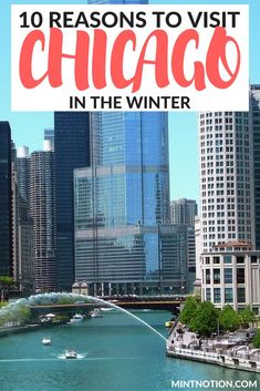 Planning a trip to Chicago? Find out why winter is the best time to visit Chicago. Explore the city on a budget by using the Chicago CityPASS. Visit Chicago, Chicago Travel, Travel Usa, Travel Tips, Chicago Vacation, Chicago Trip, John Hancock, Places To Travel, Travel Destinations