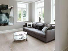 The Modern Transformation of a Historic Mansion in Århus, Denmark Decor, Living Room, Furniture, Room, Interior, Home, Modern Spaces, Coffee Table, Interior Inspo