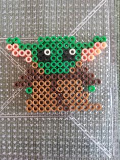 Easy Perler Bead Patterns, Melty Bead Patterns, Perler Bead Templates, Beading Patterns, Melty Bead Designs, Easy Perler Beads Ideas, Art Patterns, Loom Patterns, Painting Patterns