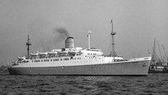 SS Rijndam - Maasdam