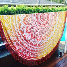 Frugal Mandala Sofa Throw Blanket Boho Knit Chair Sofa Cover Towel Bohemian Carpet Table Cloth Cotton Plaids Bedding Covertapestry Various Styles Home Automation Modules