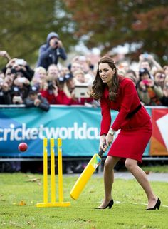 Kate Middleton - Prince William and Kate Middleton in Christchurch
