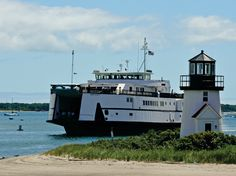 """Steamship Authority from Cape Cod to Martha""""s Vineyard wow what a ride! It's only about 45 minuets, but let me tell you I got sea sick as soon as we departed. The horn blows so loud and out of no where I though my ears would bleed, along with having a heart attack."""